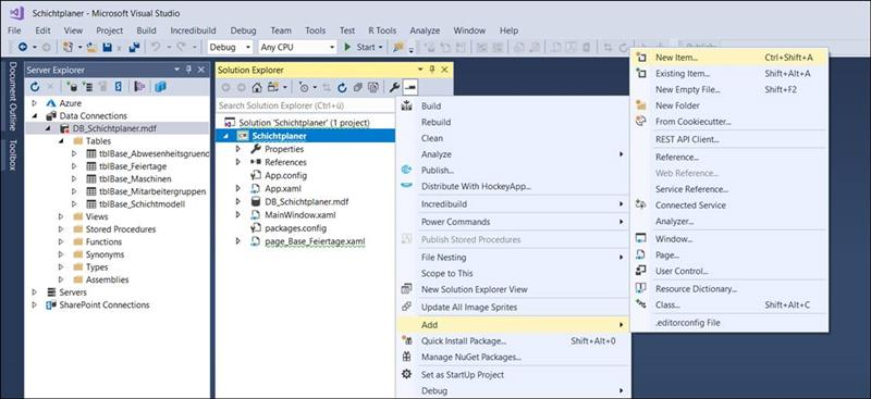 👁 🗨 How to add a database functionally to a WPF application