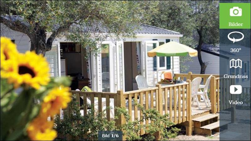 Mobilheim Mieten Italien Adria : Mobilheime und bungalows an der italienischen adria in der