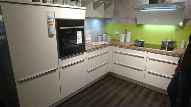 👁🗨 Diese Küche hätte ich gerne: mit Taxus Arbeitsplatte ...